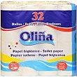 Papel higiénico Paquete 32 rollos OLIÑA