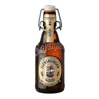 Flensburger Cerveza Gold 33 cl