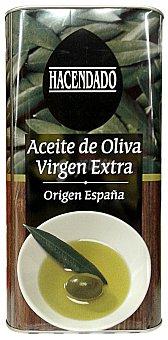 Hacendado Aceite oliva virgen extra Lata 5 l