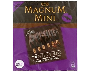 Magnum Frigo Bombón helado Pastel chocolate 5 Kisses 6x50ml