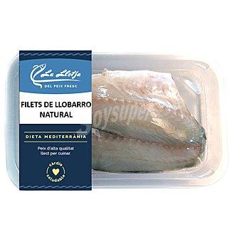Filetes lubina natural 200 GRS