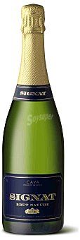 Signat Cava brut nature 75 cl