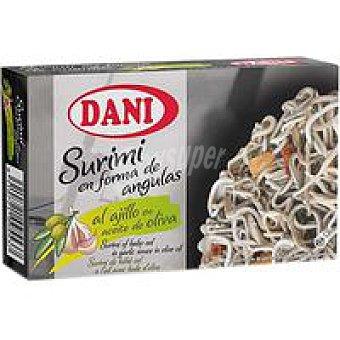 Dani Surimi al ajillo en aceite de oliva Lata 110 g