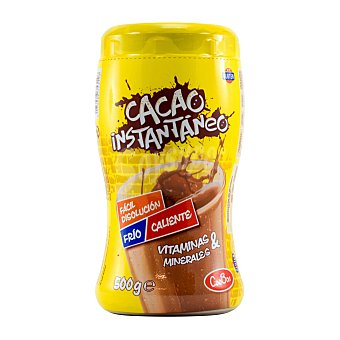 Caobon Cacao soluble instantaneo Bote 500 g