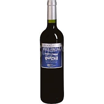 Vallarcal Vino tinto crianza D.O. Ribera del Guadiana Botella 75 cl