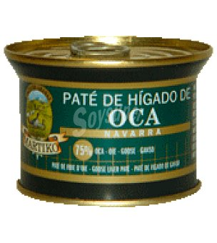Conservas de Martiko Paté de higado de oca cilindrica 130 g