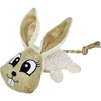 Fred & Rita juguete para perro modelo conejo medida 25,40 cm  1 unidad