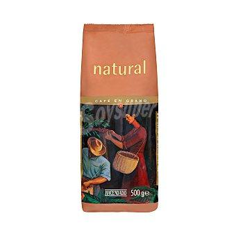 Hacendado Cafe grano natural Nº 1 (suave Y aromatico) Paquete 500 g