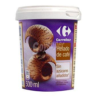 Carrefour Helado cafe sin azucar 500 g