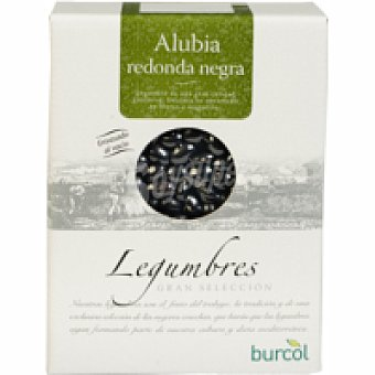 Burcol Alubia Negra Vacio 500 Grs