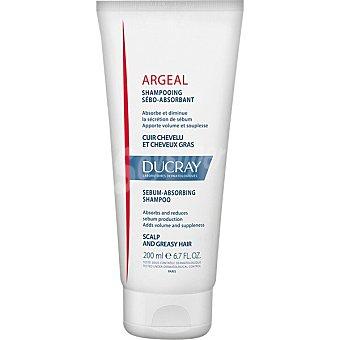 Ducray argeal Champú crema tratante seboabsorbente para cabellos grasos Frasco 150 ml