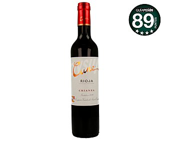 Cune Vino tinto crianza con denominación de origen Rioja Botella de 50 cl
