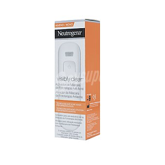 Neutrogena Activador de máscara de fototerapia anti acné Visibly clear Neutrogena 1 ud