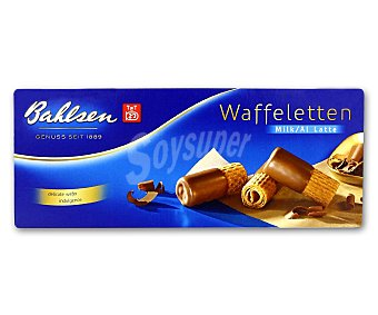 Bahlsen Barquillos con Chocolate 100 g