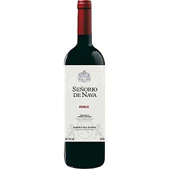 Señorio de Nava Vino tinto joven roble D.O. Ribera del Duero Botella 75 cl
