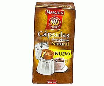 "Marcilla Café ""gran aroma"" molido natural monodosis Gran Aroma"