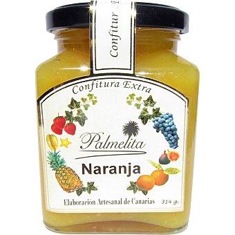 Palmelita confitura extra de naranja de elaboración artesanal de Canarias frasco 314 g