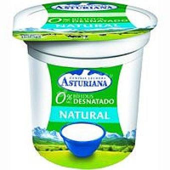 Central Lechera Asturiana Bífidus desnatado natural 125 g