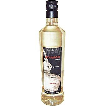 VINYARDENT Aguardiente blanco destilado Botella 70 cl