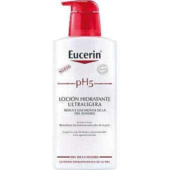 Eucerin PH5 loción hidratante Ultraligera reduce los signos de la piel sensible frasco 400 ml frasco 400 ml