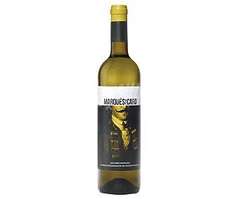 Marques de caro Vino blanco con denominación de origen protegida Valencia Botella de 75 cl