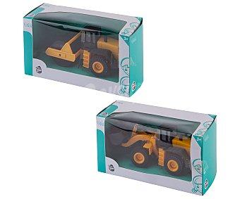 VEHÍCULOS Surtido de camiones de construcción de 15 centímetros, vehículos.
