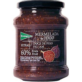 El Corte Inglés Mermelada de higo extra 60% fruta Tarro 410 g