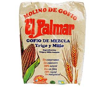 EL PALMAR Gofio millo/trigo Paquete 1 kg