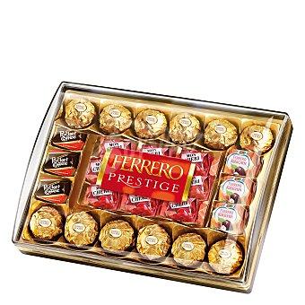 Ferrero Surtido de bombones (12 Ferrero Rocher, 10 Mon Cheri, 3 Pocket Coffe y 3 Kusschen) Estuche 319 g