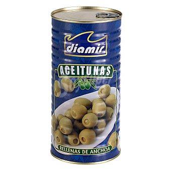 Diamir Aceitunas rellenas de anchoa 600 g