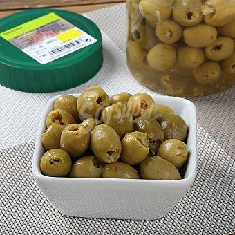 Manzanilla Aceitunas sin hueso Tarrina de 350 g