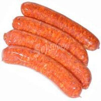 O`CAUREL Salchicha roja 250 g