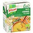 Puré de verduras de la huerta ecológica envase 300 ml envase 300 ml Knorr