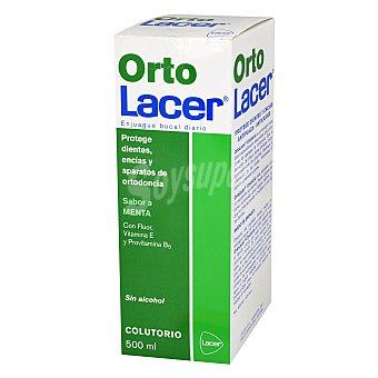 Lacer Colutorio sabor menta Envase 500 ml