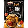 Nuggets de pechuga de pollo con salsa barbacoa Bolsa 1 kg Fripozo