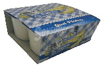 La Fageda Yogurt platano 4 UNI