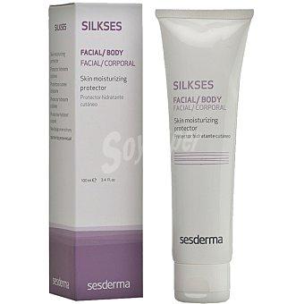 Sesderma Silkses Protector hidratante cutáneo para cicatrices hipertróficas y queloides para todo tipo de piel Tubo 100 ml