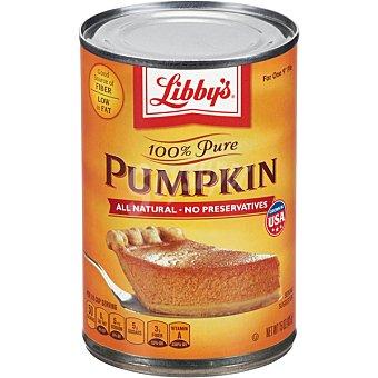 Libby's Pumkin crema de puré de calabaza envase 425 g envase 425 g