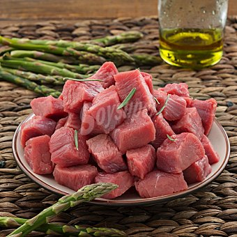 Añojo carne troceada 2ª para guisar