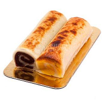 Turrón rajalmendra 2 sabores Paquete 300 gr