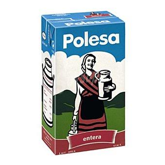 La Polesa Leche Entera Brik 1 litro