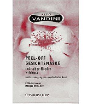 Aldo Vandini Mascarilla pieles secas lila y rosa silvestre 15 ml