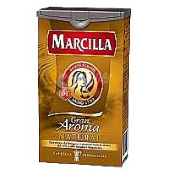 MARCILLA Café molido natural paquete 250 g + 10%