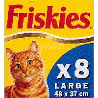Friskies Purina Bolsas tamaño 48x37 Pack 1 unid