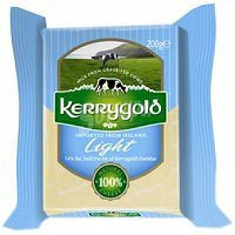 Kerrygold Queso Cheddar blanco light 200 g