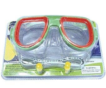 Euraspa Mascar de buceo ajustable 1 unidad