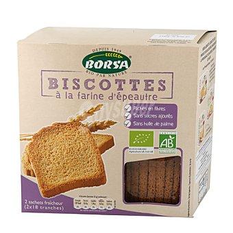 Borsa Biscottes bio 100% espelta sin azucares añadidos 300 g