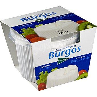 El Corte Inglés Queso fresco blanco de Burgos Tarrina 250 g