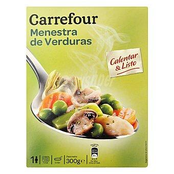 Carrefour Menestra de verduras 300 g