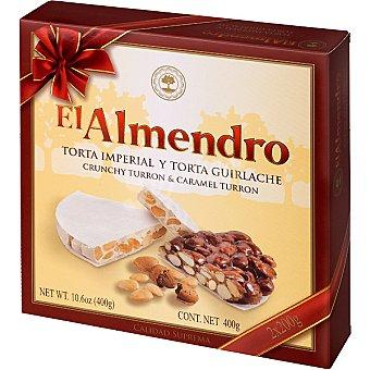 El Almendro Torta imperial y torta guirlache Estuche 400 g